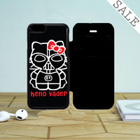 Hello Darth Vader iPhone 5 Flip Case