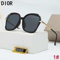 Dior Fashionable Women Popular Chic Shades Eyeglasses Glasses Sunglasses 1#