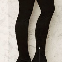 Nasty Gal Up and at 'Em Over-the-Knee Boot