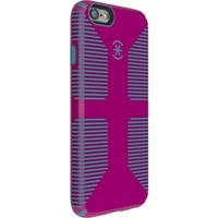 Speck - Candyshell Grip Case for Apple® iPhone® 6 and 6s - Pink/Blue