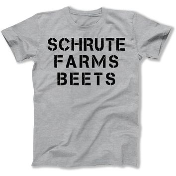 Schrute Farms Beets - T Shirt