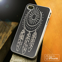 sun and moon Drawing iPhone 4(S),5(S),5C,SE,6(S),6(S) Plus Case