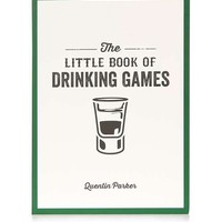 The Little Book of Drinking Games - New In