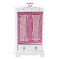 """18 Inch Doll Wish Crown Storage 
