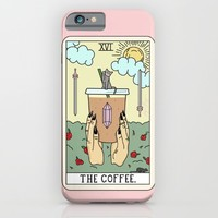 COFFEE READING iPhone & iPod Case by Sagepizza