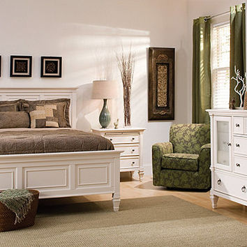 Somerset 4 Pc Queen Bedroom Set From, Raymour And Flanigan Bedroom Furniture