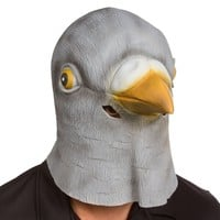 Giant Animal Masks by Allure & Illusions - Pigeon Head Mask