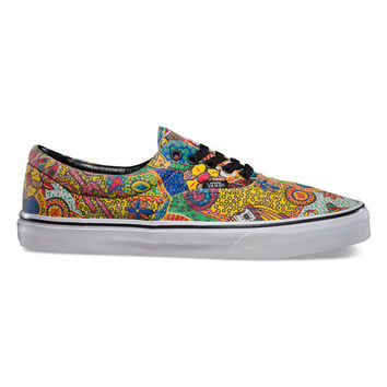 Vans Van Doren Era Mens Shoes Multi/Aborigine  In Sizes