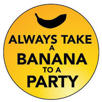Doctor Who: Always take a banana to a party