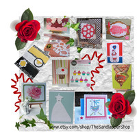 Cards and Card Making Supplies