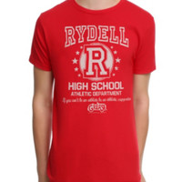 Grease Rydell High Athletic Department T-Shirt 2XL