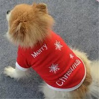 Pets Clothes Dog/Cat Christmas Sweater