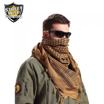 Streetwise Tactical Shemagh (Choose Style/Color)
