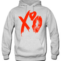 xo the weeknd hoodie