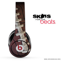Football Laced Skin for the Beats by Dre