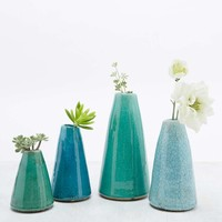 Turquoise Vase Set - Urban Outfitters