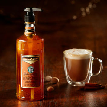 Starbucks® Gingerbread Syrup