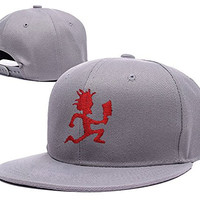 YUGY Hatchetman Icp Logo Adjustable Embroidery Snapback Hat Baseball Cap