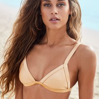 TWIIN Harper Micro Triangle Bikini Top at PacSun.com