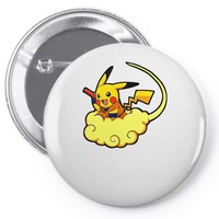 pikagoku Pin-back button