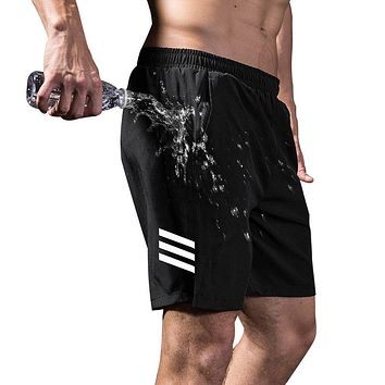 Water Resistant Performance Mens Shorts