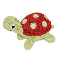 Turtle Dog Toy