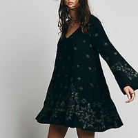 Free People Womens Daylight Dreams Dress