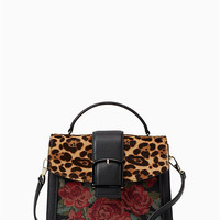 crawford street leopard-print shellie | Kate Spade New York