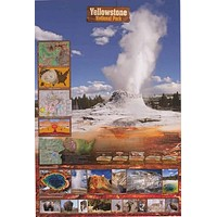 Yellowstone National Park Poster 24x36