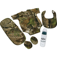 Realtree Apg 5 Pc Baby Outfit