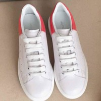 Alexander Mcqueen 2017 Women Fashion Simple Casual   Old Skool