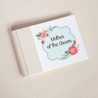 Photo Frame Album, Mother of the Groom