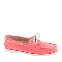 Sperry Top-Sider® for J.Crew Authentic Original 2-eye boat shoes in pastel - AllProducts - sale - J.Crew