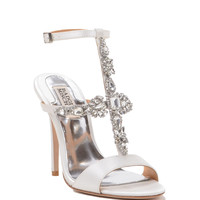 SIMONE T-STRAP EVENING SHOE
