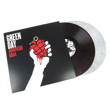 Green Day: American Idiot (Colored Vinyl) Vinyl 2LP (Record Store Day)