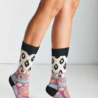 Stance Back East Paisley Sock - Urban Outfitters