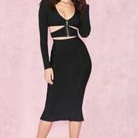 Joi Curved Two Piece