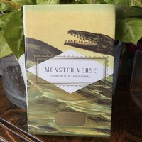Monster Verse: Poems Human and Inhuman