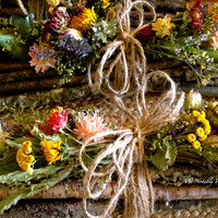How to Dry Flowers in Minutes