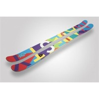 Womens Powder and Backcountry Skis