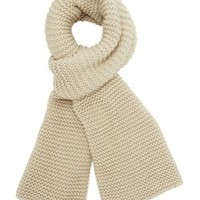 Chunky Sweater Knit Scarf by Charlotte Russe