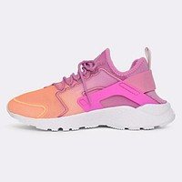 Nike Huarache Fashion Women Men Leisure Running Sport Shoes Sneakers Pink I