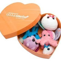 Giantmicrobes Heart Warming Gift Box