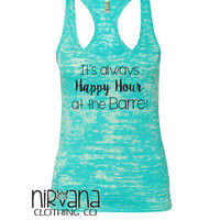 It's always Happy Hour at the Barre!
