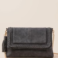 Mariana Braided Crossbody
