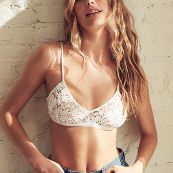 Out From Under Delilah Lace Bralette   Urban Outfitters