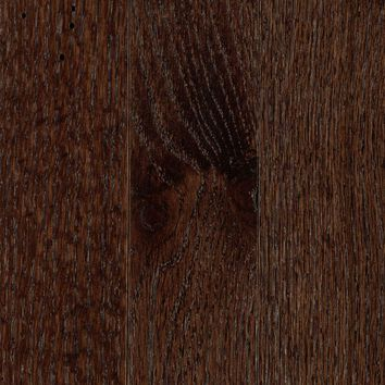 Franklin Dark Truffle Oak 3/4 in. Thick x 2-1/4 in. Wide x Varying Length Solid Hardwood Flooring (18.25 sq. ft. / case)-HCC84-07 - The Home Depot