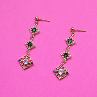 Kush Kingdom Earrings