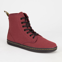 Dr. Martens Shoreditch Womens Boots Cherry  In Sizes