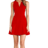 Red Flare Prom Party Cocktail Dress 10933